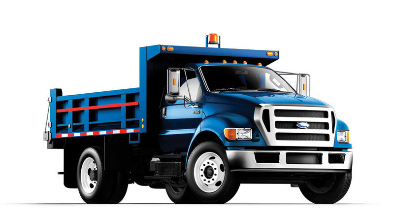 2012 Ford F-750 Chassis Cab
