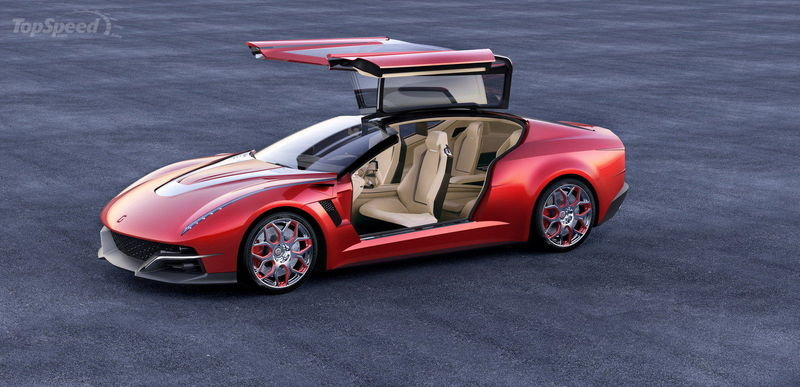 2012 Geneva Motor Show: The Concept Cars