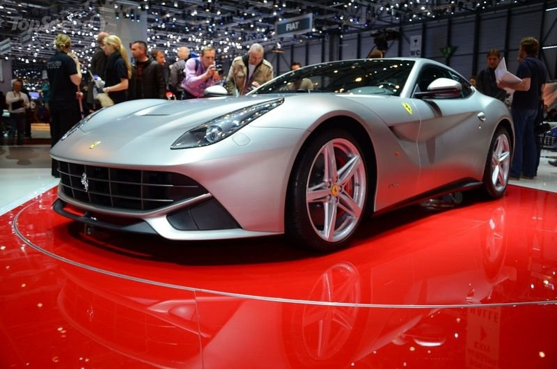 2012 Geneva Motor Show: The Sports Cars and Supercars