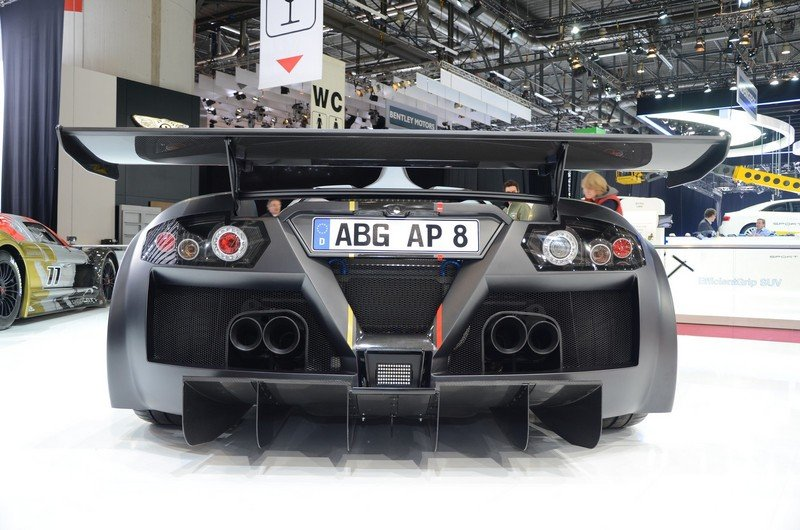 2012 Gumpert Apollo Enraged