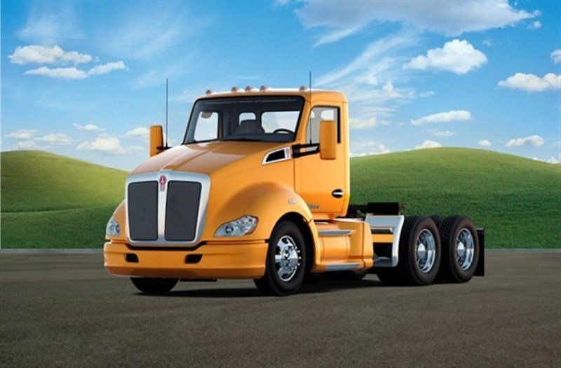 2012 Kenworth T680 | Top Speed
