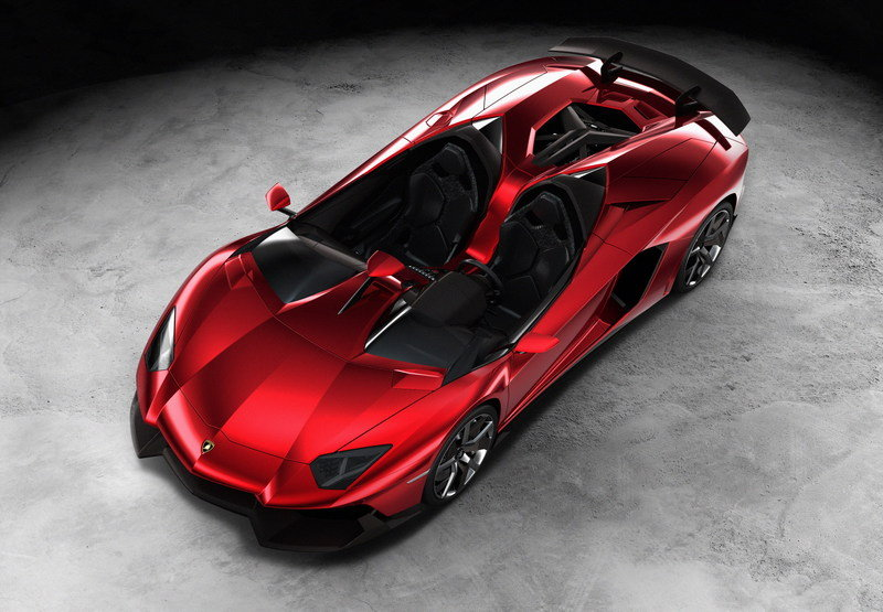 2012 Lamborghini Aventador J High Resolution Exterior - image 441010