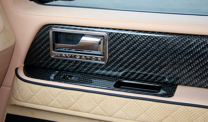 2012 Lincoln Navigator Hyper Gloss Edition by Anderson Germany