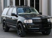 Lincoln Navigator Hyper Gloss Edition by Anderson Germany