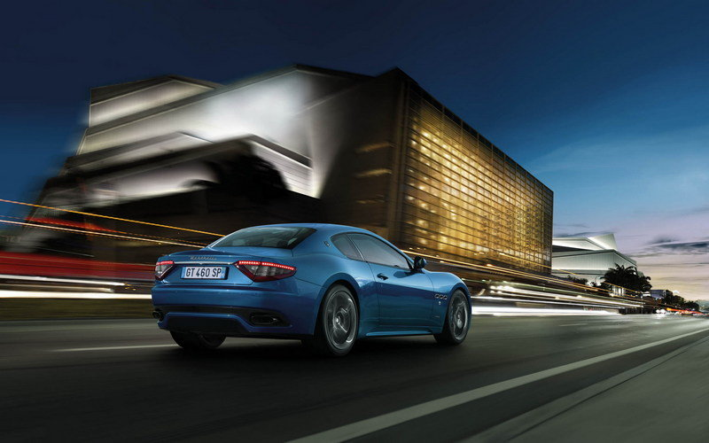 2013 Maserati Granturismo Sport High Resolution Exterior - image 441213