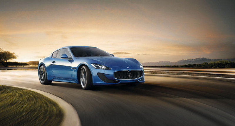 2013 Maserati Granturismo Sport High Resolution Exterior - image 441212