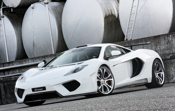 McLaren MP4-1C Terso by FAB Design