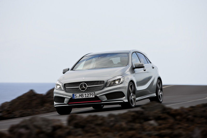 2013 Mercedes A-Class High Resolution Exterior - image 440968