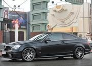 2012 Mercedes C-Class Bullit Coupe by Brabus - image 442043