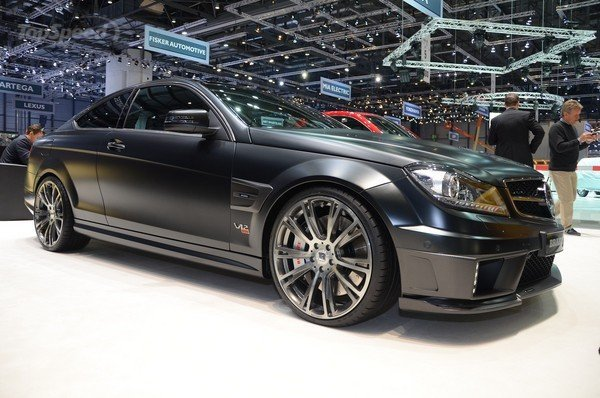 Mercedes C-Class Bullit Coupe by Brabus