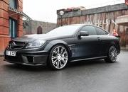 2012 Mercedes C-Class Bullit Coupe by Brabus - image 442072