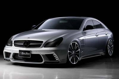 2012 Mercedes CLS-Class Black Bison by Wald International