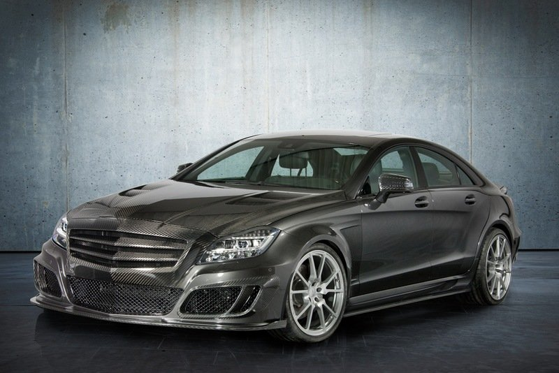 2012 Mercedes CLS63 AMG by Mansory