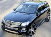 Mercedes ML CD35 by Carlsson
