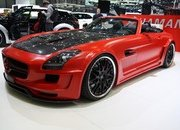 "Mercedes SLS AMG Roadster ""Hamann Hawk"" by Hamann"