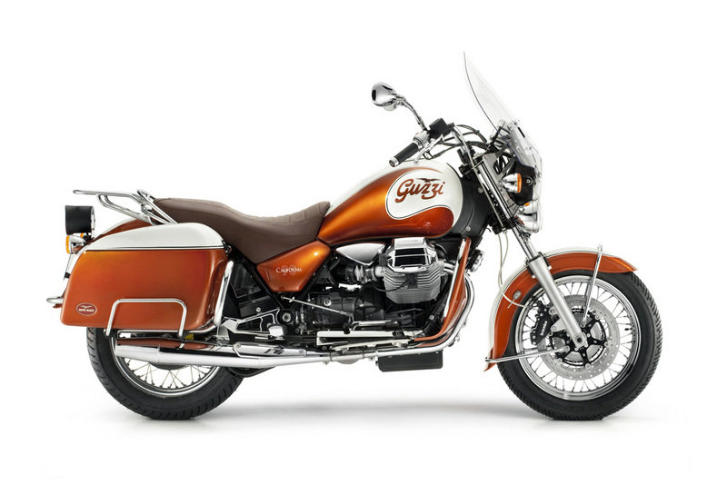 2012 Moto Guzzi California 90 Anniversary High Resolution Exterior - image 444575