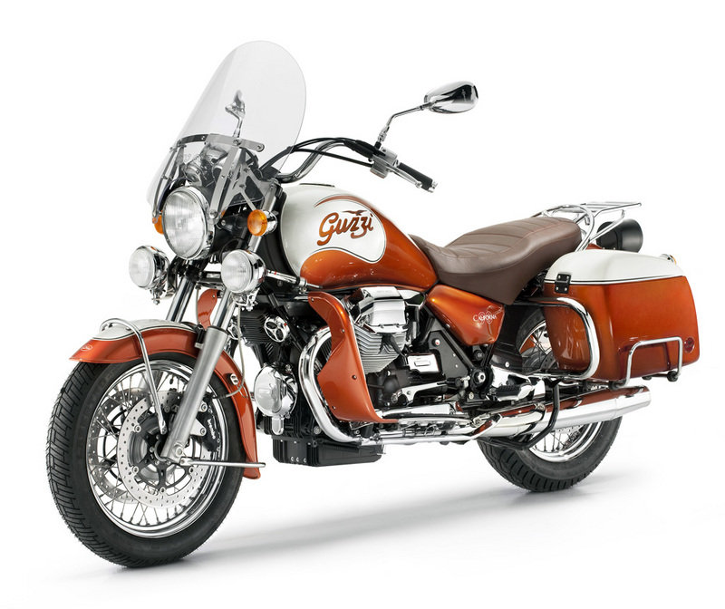 2012 Moto Guzzi California 90 Anniversary High Resolution Exterior - image 444577