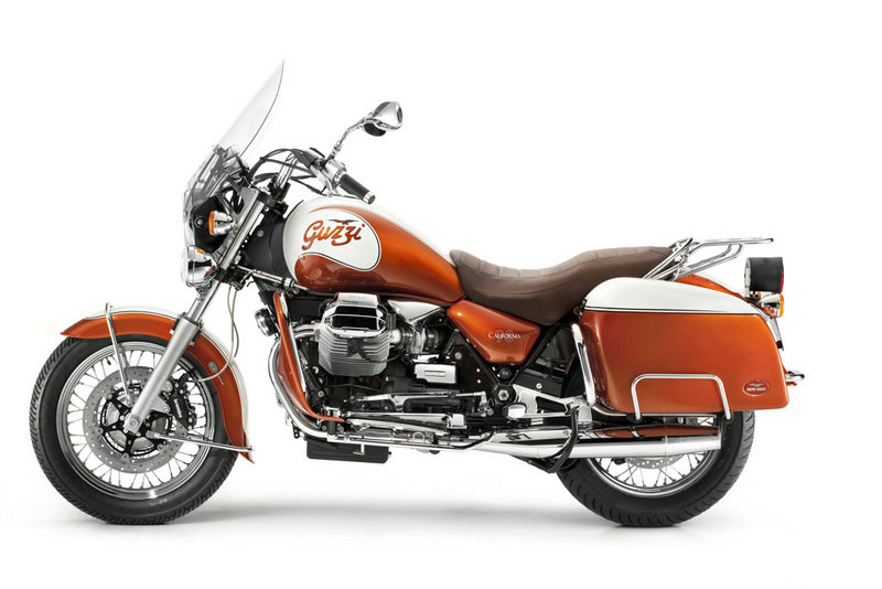 2012 Moto Guzzi California 90 Anniversary High Resolution Exterior - image 444578
