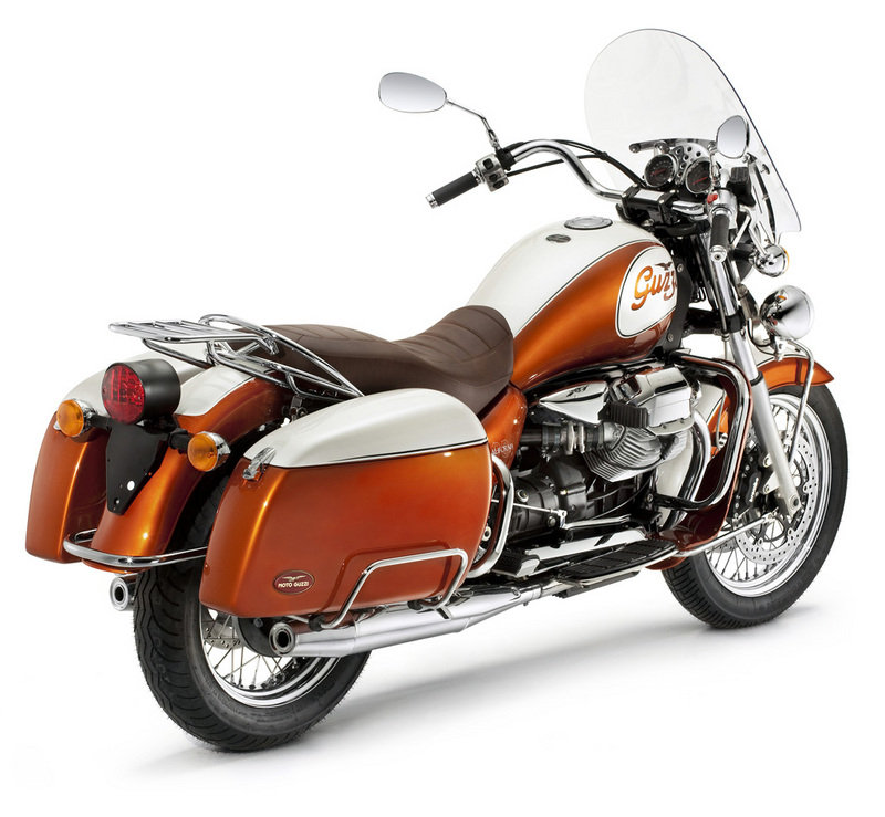 2012 Moto Guzzi California 90 Anniversary High Resolution Exterior - image 444579
