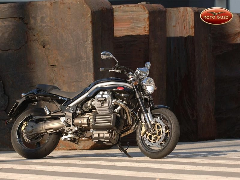 2012 Moto Guzzi Griso 1100 High Resolution Exterior - image 444617