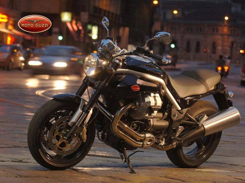 2012 Moto Guzzi Griso 1100 High Resolution Exterior - image 444609