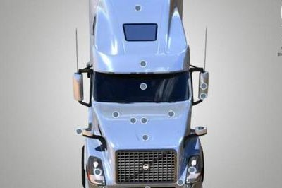 2012 Natural Gas-Powered Volvo VNL