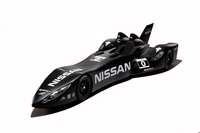 2012 Nissan DeltaWing High Resolution Exterior - image 443224
