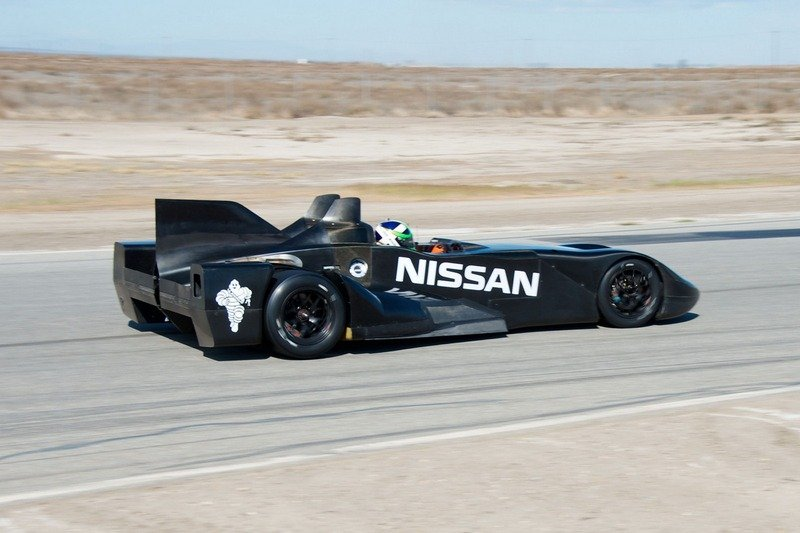 2012 Nissan DeltaWing Exterior - image 443207
