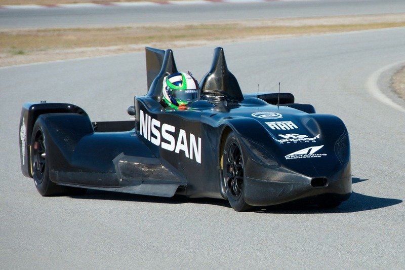 2012 Nissan DeltaWing Exterior - image 443211