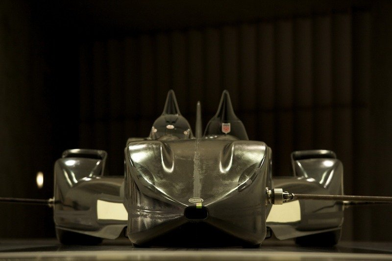 2012 Nissan DeltaWing Exterior - image 443215