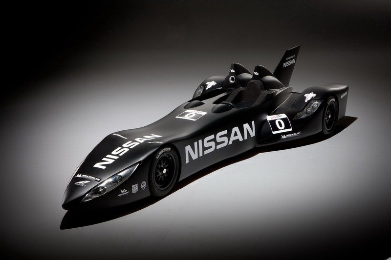 2012 Nissan DeltaWing