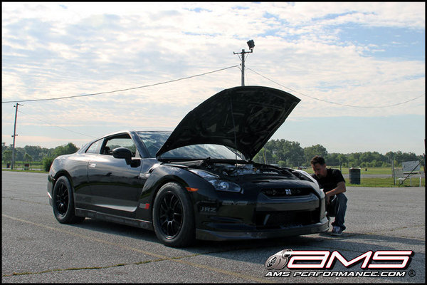 Nissan GT-R Alpha Omega by AMS Performance