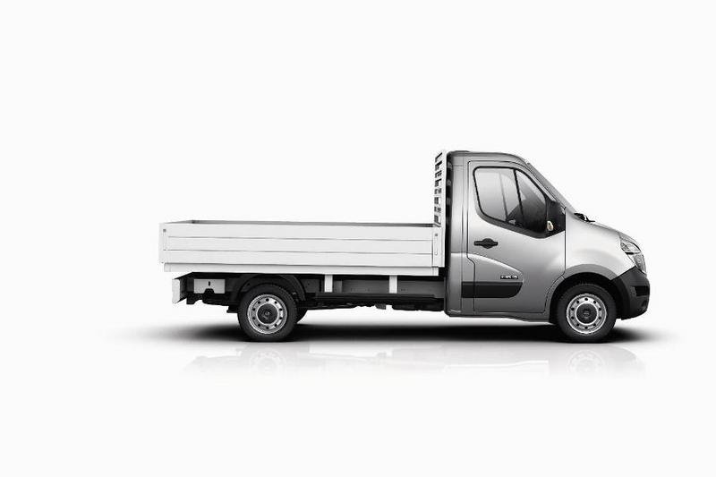2012 Nissan NV400 Chassis Cab