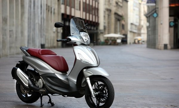 2012 piaggio bv 350 review - top speed