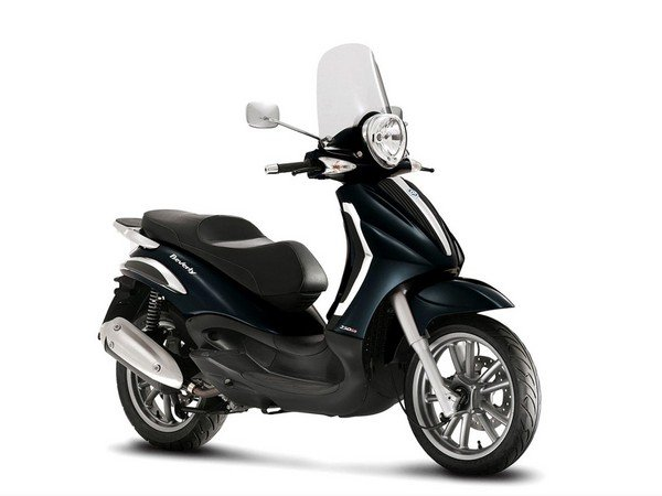 2012 piaggio bv tourer 500 review - top speed