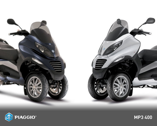 Power Stop Brakes Review >> 2012 Piaggio MP3 400 | motorcycle review @ Top Speed