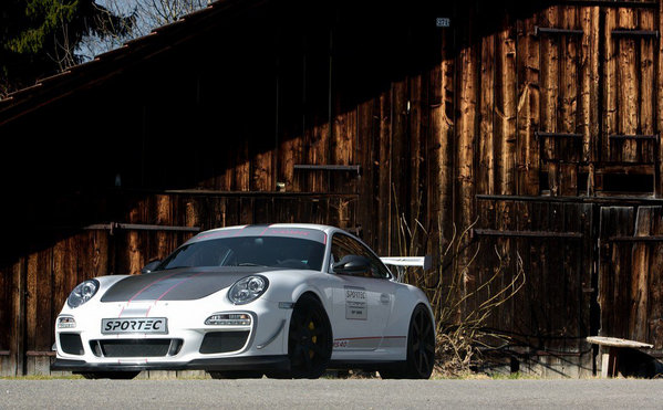 ... one of which is for the limited edition 911 (997) GT3 RS 4.0.