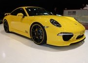 Porsche 911 Individualization Package by TechArt