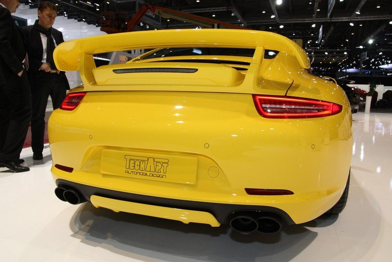 2012 Porsche 911 Individualization Package by TechArt