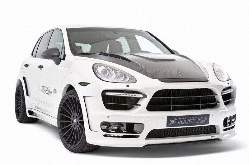 2012 Porsche Cayenne Turbo Guardian EVO by Hamann