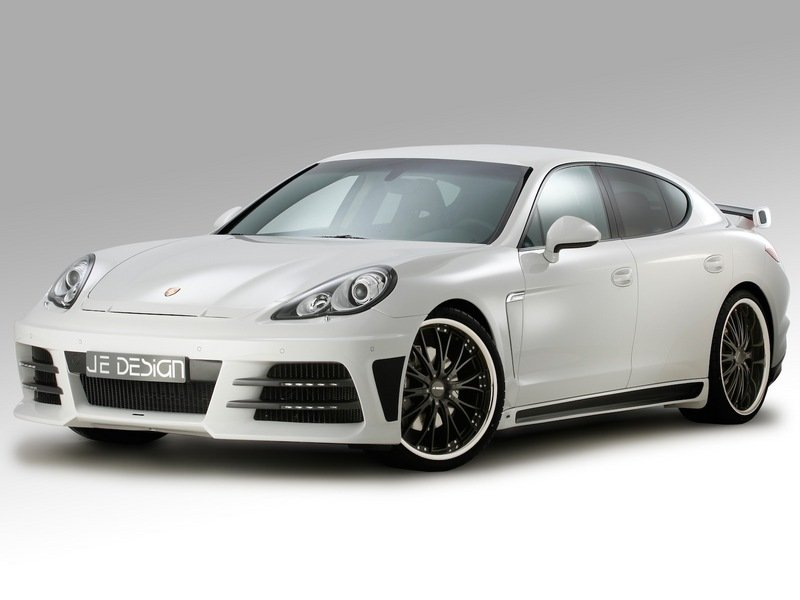 2012 Porsche Panamera Turbo by JE Design