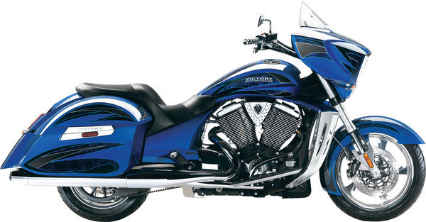2012 Victory Cory Ness Cross Country Motorcycle Review