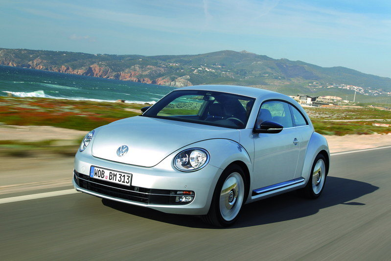 2012 - 2013 Volkswagen Beetle High Resolution Exterior Wallpaper quality - image 442182