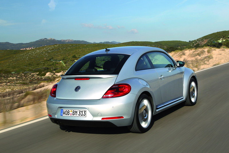2012 - 2013 Volkswagen Beetle High Resolution Exterior - image 442181