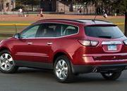 2013 - 2014 Chevrolet Traverse - image 445829