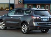2013 - 2014 Chevrolet Traverse - image 445830