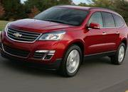 crossover 2013 Chevrolet Traverse