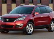 2013 - 2014 Chevrolet Traverse - image 445821