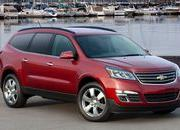 2013 - 2014 Chevrolet Traverse - image 445822