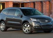 2013 - 2014 Chevrolet Traverse - image 445823